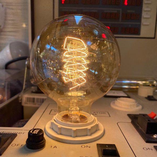 لامپ ادیسونی ۴۰ وات کد G95