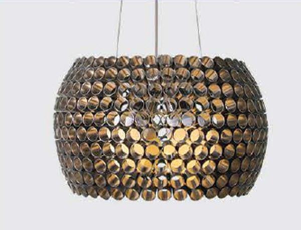آویز زنبوری بزرگ 4 لامپ کد 757