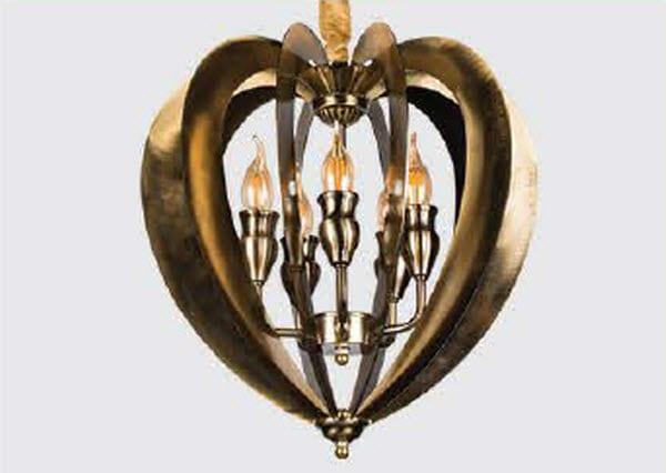 لوستر قلب کد 1243