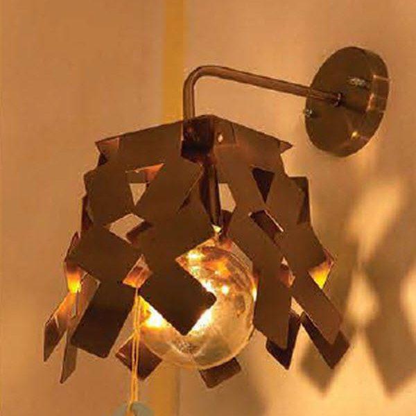 چراغ دیواری مدل پازل کد 1341D